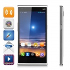 "Kingzone N3 FDD-LTE Quad-core Android 4.4 Bar Phone w/ 5.0"" HD, NFC, Touch ID, ROM 8GB - White"