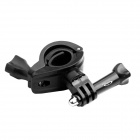 Oumily Bicycle / Motorcycle Handlebar Mount for GoPro Hero 4 3+ -Black