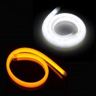 exLED 49W 4000lm 590nm White + Yellow 1210 SMD Light Strip (2PCS)