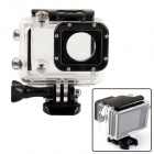 PANNOVO Professional 30m Waterproof LCD Version Camera Housing Case for GoPro 3/3+/4