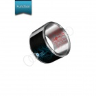 Atongm G1 GalaRing Smart Ring w/ NFC for Samsung / HTC / Sony / LG - Black + Silver (17mm)