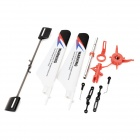 Upgraded Spare Parts Accessories Pack for V911 - White + Red + Multi-Color