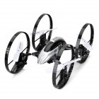 JJRC H3 2-Mode 2.4GHz 4-CH R/C Quadcopter w/Gyro/Camera - Silver+Black