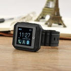 "Uwatch UTERRA 1.6"" Screen Waterproof Bluetooth V4.0 Smart Watch -Black"