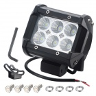 Merdia H1 18W LED Car / Motorcycle Working Light / Spotlight / Fog Lamp White 6500K 1680lm (9~32V)