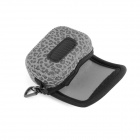 neopine GN-6 mini camera case tas voor GoPro held 4 3+ 3 2 SJ4000 Grey