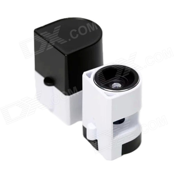 3-in-1 Macro + Wide Angle + Fisheye Lens for IPHONE 6 - Black + White
