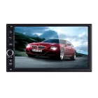 Joyous 1024*600 HD Dual-Core Android GPS Car Radio System - Black