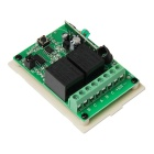 Geeetech 2-Channel RF Wireless Relay with Remote Control Module