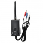 Wi-Fi to FPV Signal Real-time Video Transmission Transmitter - Black