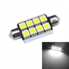 JIAWEN Festoon 42mm 1.5W White LED Car CANBUS Reading Light (2PCS)