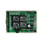 Geeetech 315MHz RF 4-CH Wireless Remote Control Relay Module - Green