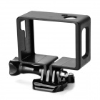Border Frame + Long Screw + Buckle Mount Set for SJ4000/SJCAM- Black
