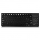 "iPazzPort KP-810-35BTT 10.0"" Qwerty Bluetooth Keyboard w/ Numeric Keypad / Touch Pad / LED"