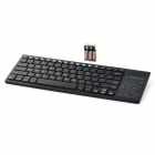 Ipazzport KP-810-35BTT clavier bluetooth avec clavier tactile / LED