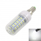 KINFIRE E14 7W LED Corn Lamp Cold White Light 560lm SMD (220~240V)