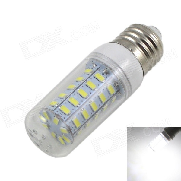 KINFIRE E27 7W LED Corn Lamp Cold White 560lm SMD 5730 (AC 220~240V)