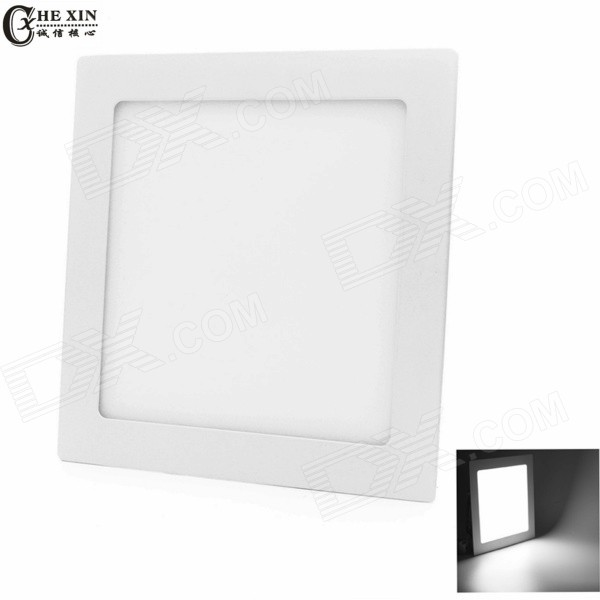 CXHEXIN MB18W-H 18W 6000K 1600lm SMD 5630 White Ceiling Lamp (85~265V)Ceiling Light<br>Form  ColorWhiteColor BINWhiteModelMB18W-HQuantity1 DX.PCM.Model.AttributeModel.UnitMaterialAluminum alloyPower18WRated VoltageAC 85-265 DX.PCM.Model.AttributeModel.UnitEmitter TypeOthers,5630 SMD LEDTotal Emitters36Theoretical Lumens1680 DX.PCM.Model.AttributeModel.UnitActual Lumens1600 DX.PCM.Model.AttributeModel.UnitColor Temperature6000KDimmableNoBeam Angle120 DX.PCM.Model.AttributeModel.UnitExternal Diameter22.5 DX.PCM.Model.AttributeModel.UnitHole diameter20.5 DX.PCM.Model.AttributeModel.UnitHeight3 DX.PCM.Model.AttributeModel.UnitCertificationCEPacking List1 x Ceiling light (30cm-cable)<br>
