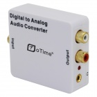 oTime OT DA201 digitaalinen analoginen Audio Converter tukee 3.5mm lähtö