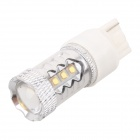 MZ T20 80W 4000lm 5000K White 16-XT-E LED Car Light (12~24V)