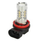 MZ H11 80W 4000K 16-LED Car Fog / Backup Light w/ Constant Current