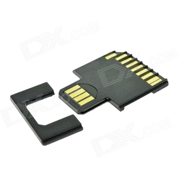 Micro SD / TF to SD Card Adapter / USB Card Reader for ...