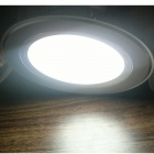 YouOkLight 3W 220lm 6000K 3-LED White Light Ceiling Lamp (100~240V)
