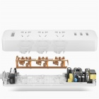 Xiaomi Universal Socket Power Strip w/ USB (250V / 3-Flat-Pin Plug)