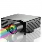 MO.MAT GP9S FHD 1080P LED Portable Mini Home Projector w/ HDMI / VAG / USB 2.0 / AV / SD