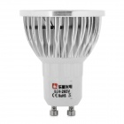 LeXing Lighting GU10 3W 3500K 180lm COB Warm White Lamp (85~265V)