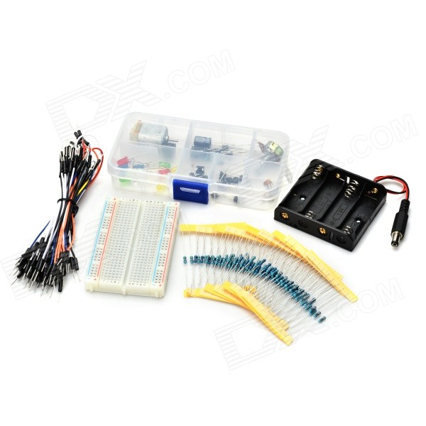 elektroniske komponenter pakke box kit for Arduino