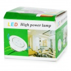 LeXing Lighting 3W 3500K 250lm Warm White Lamp (85~265V)