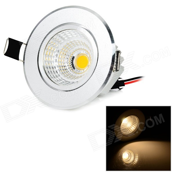 Lexington iluminación dimmable 4.5W 3500K lámpara blanca caliente de 250 lm (220 ~ 240V)