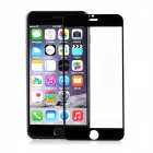Mini Smile 0.3mm Tempered Glass Film for IPHONE 6 - Black