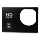 """Replacement Protective Water Resistant 2.0"""" Screen Guard for SJ5000 Sports Camera - Black"""