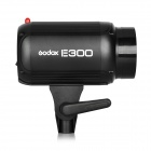 GODOX E300 GN58 Studio Flash Kit - Black (EU Plug)