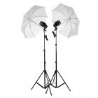 GODOX SY8000-F Electronic Umbrella Lights Kit for Camera Studio - Black