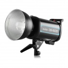 GODOX QS-600 Professional Studio Camera Video Flash Fill Light Kit - Black (EU Plug)