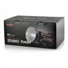 GODOX QT400 videokamera flash for studio - svart (eu plugg)