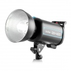 GODOX QS-400 Professional Studio Camera Video Flash Fill Light Kit - Black (EU Plug)