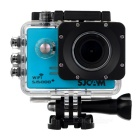 "SJCAM SJ5000 Plus 1.5"" 16MP 1080P Wi-Fi Sport Camera - Sky Blue +Black"
