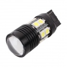 MZ T20 12-5050 SMD 3W + 1-XP-E 5W 550lm 6500K White Light Car LED Fog / Backup (12~24V)