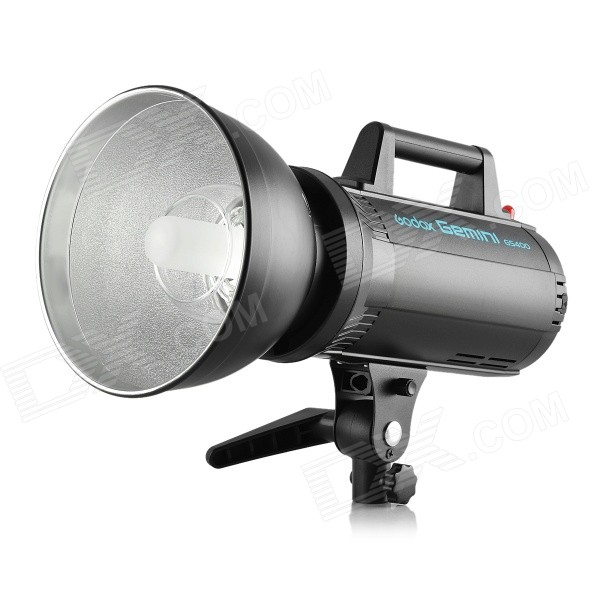 GODOX GS400 GN65 400WS Still Object Flash for Studio - Black