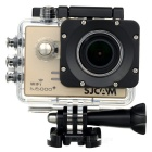 "SJCAM SJ5000 Plus 1.54"" 16MP 1080P Wi-Fi Sport Camera - Golden + Black"