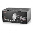 GODOX QT600 Professional Video Camera Flash for Studio - Black (EU Plug)