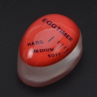 ZJ0123-1 Magic Color Changing Egg Timer Cook Thermometer - Red