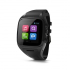 "X01 Wearable Android 4.2 Dual-Core waterproof  Watch Phone w/1.54""2.0MP,Wi-Fi,Hands-free,Pedometer"