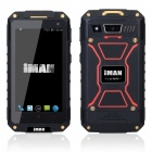 "iMAN i6800 Android 4.4 MTK6582 Quad Core Waterproof  IP68 3G Phone w/ 4.7"",8GB,8.0MP,WiFi,GPS-Black"