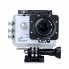 "SJCAM SJ5000 Plus 1.54"" 16MP 1080P Wi-Fi Sports Camera - White + Black"