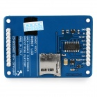 "1.8"" TFT LCD Expansion Board w/ Micro SD for Arduino Esplora - White"